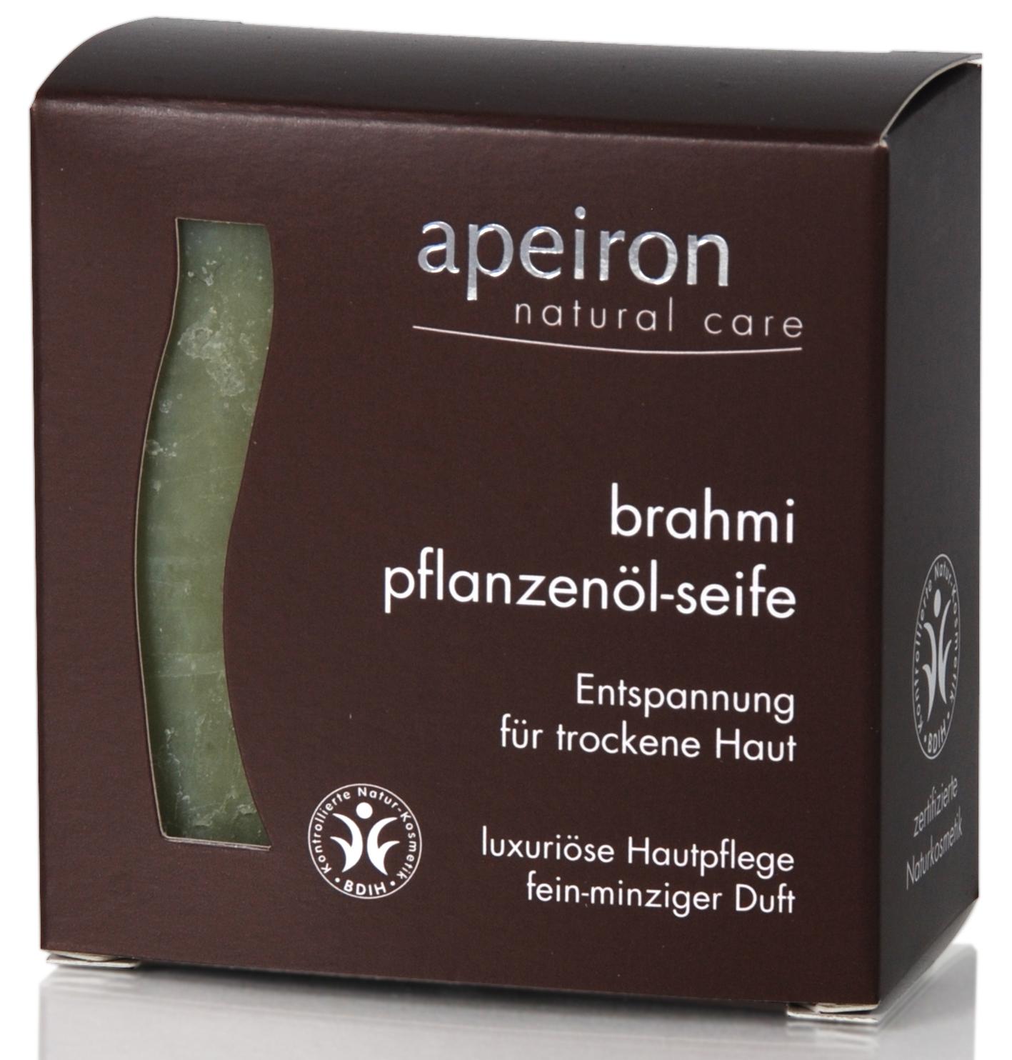 Brahmi - Entspannung für trockene Haut