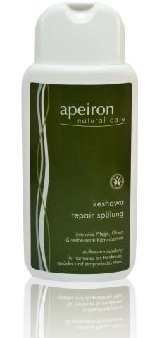 Keshawa Repair Spülung - Aufbauhaarspülung für normales, trockenes & strapaziertes Haar