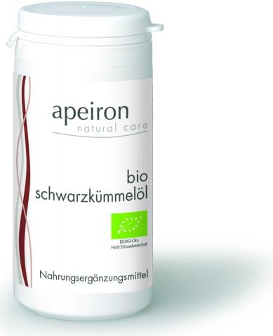 BIO-Schwarzkümmelöl - mit essentiellen, ungesättigten Fettsäuren und Vitamin E